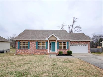 221 Raintree Dr Clarksville, TN MLS# 2004129
