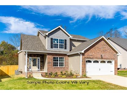 1413 Wild Fern Lane Clarksville, TN MLS# 2004231