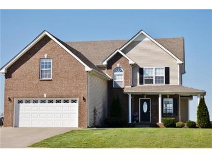 1281 Apple Blossom Rd Clarksville, TN MLS# 2004358