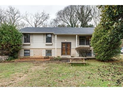3843 Valley Ridge Dr Nashville, TN MLS# 2004663