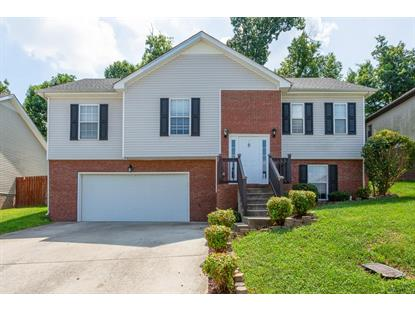 633 Foxfield Dr  Clarksville, TN MLS# 2045905