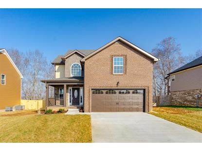 836 Crestone Ln (Lot 142)  Clarksville, TN MLS# 2052344
