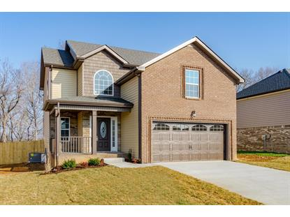 843 Crestone Ln (Lot 78)  Clarksville, TN MLS# 2052347