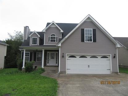 317 Chalet Cir  Clarksville, TN MLS# 2062847