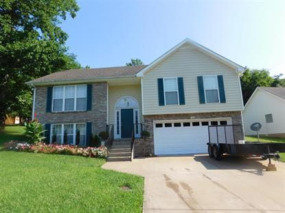 527 Turner Reynolds Ct  Clarksville, TN MLS# 2063060