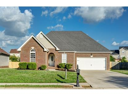 1173 Chinook Cir  Clarksville, TN MLS# 2166676