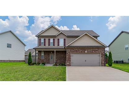 2864 McManus Cir  Clarksville, TN MLS# 2169421