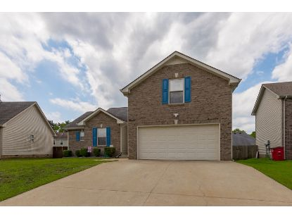 3534 Southwood Dr  Clarksville, TN MLS# 2177670