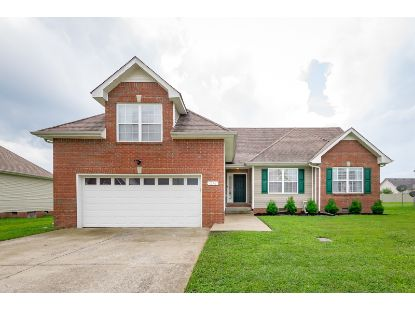 1176 Country Fields Ln  Clarksville, TN MLS# 2179173