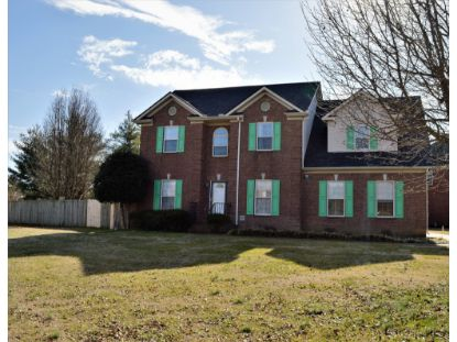 1803 Azure Way  Murfreesboro, TN MLS# 2223467