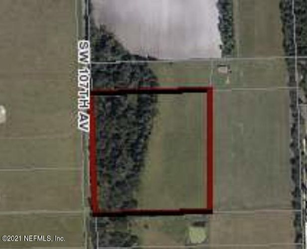 0 SW 107TH AVE, Lake Butler, FL 32054 - Image 1