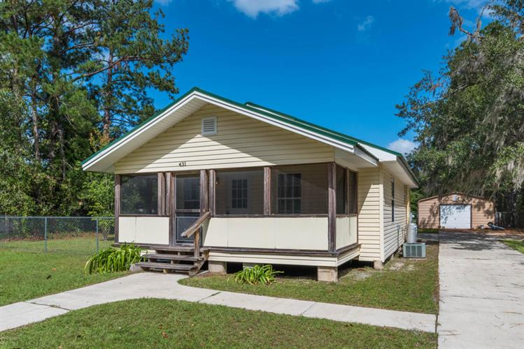 431 MICHIGAN AVE East, Macclenny, FL 32063