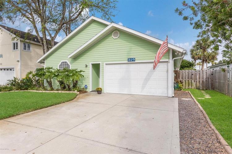 509 9TH AVE S, Jacksonville Beach, FL 32250