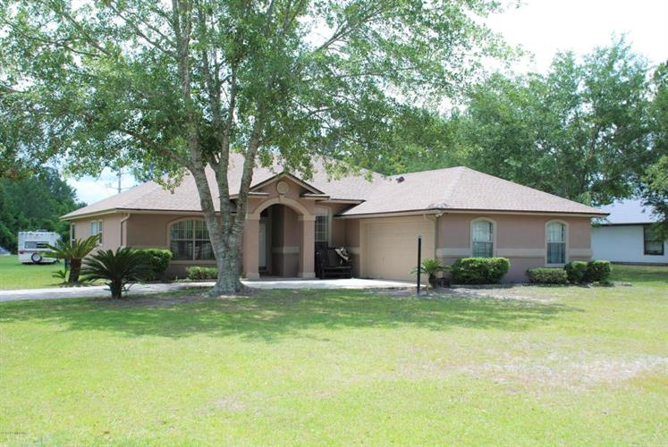 9625 FORD RD, Bryceville, FL 32009