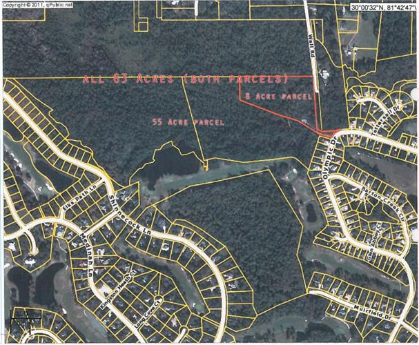 LOT 1,2-3 OLYMPIC DR, Green Cove Springs, FL 32043 - Image 1