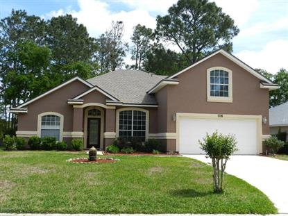 116 ELMWOOD DR Saint Johns, FL MLS# 929405