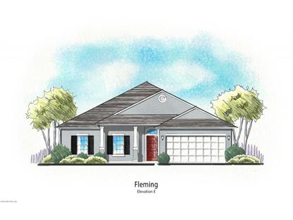107 MEADOW CROSSING DR Saint Augustine, FL MLS# 958819