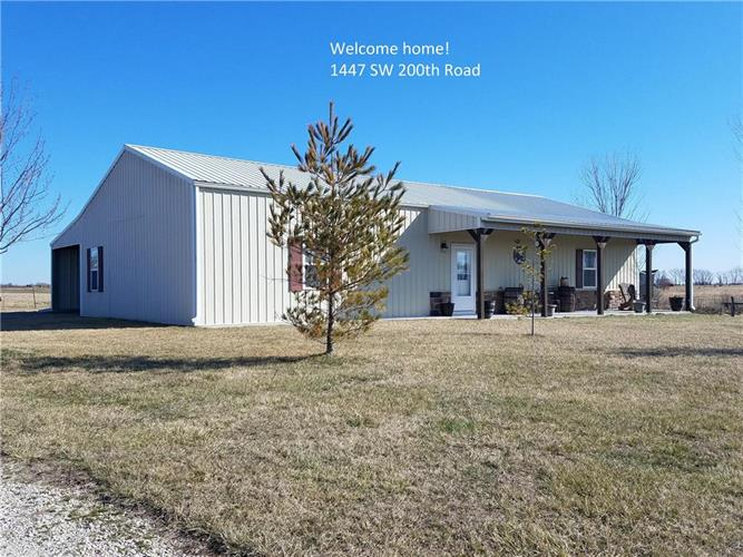 1447 SW 200 Road, Holden, MO 64040