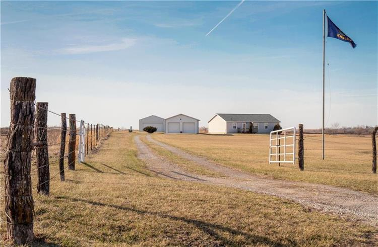 4888 Ellington Road, Blue Mound, KS 66010
