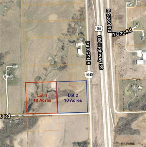 0000 E 1250 Road, Baldwin City, KS 66006