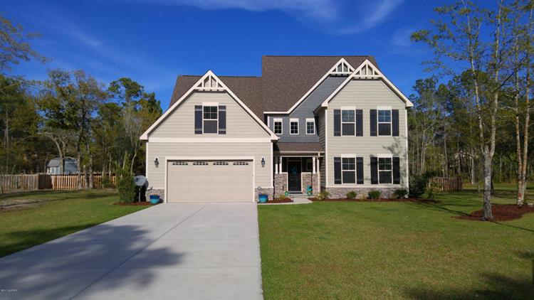 270 Mimosa Drive, Sneads Ferry, NC 28460
