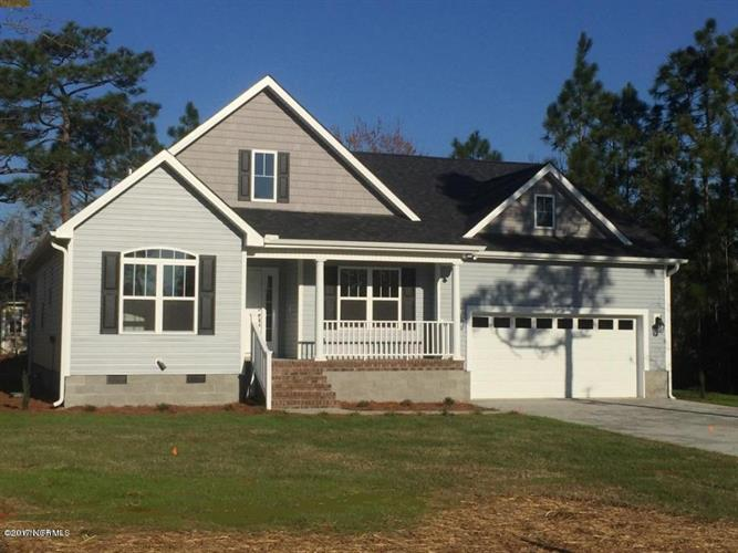 98 Fairway Drive, Southport, NC 28461