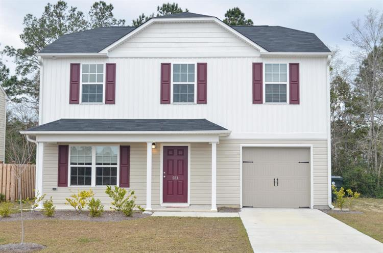 231 Chalet Road, Holly Ridge, NC 28445