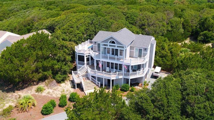 Houses For Sale Laughing Gull Trail Bald Head Island