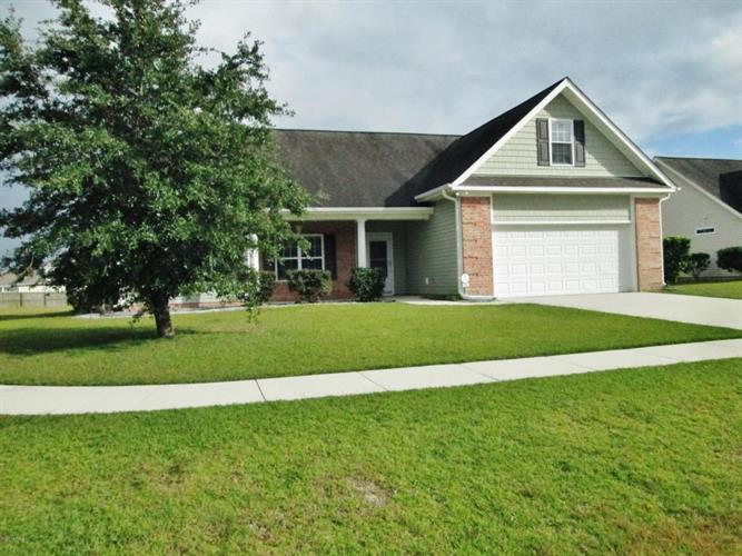 209 Diamond Court Jacksonville NC 28546 For Rent MLS