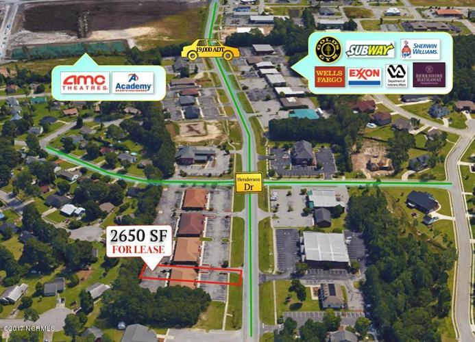 Commercial Property For Lease Jacksonville Nc
