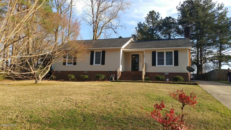 2609 NW Westminster Drive, Wilson, NC 27896