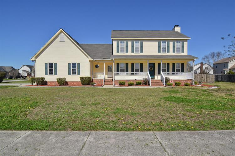 402 Richmond Drive, Jacksonville, NC 28540