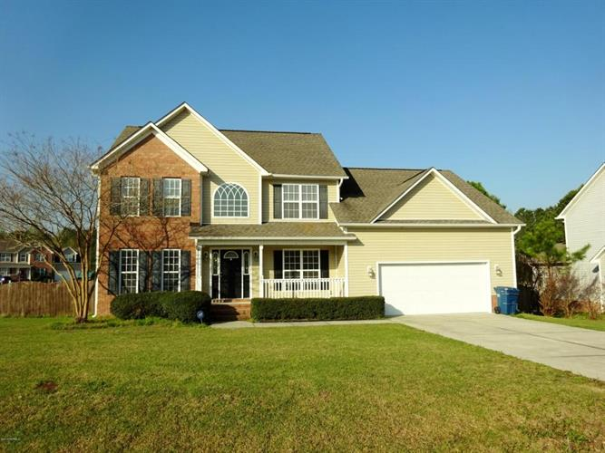 247 Rutherford Way, Jacksonville, NC 28540
