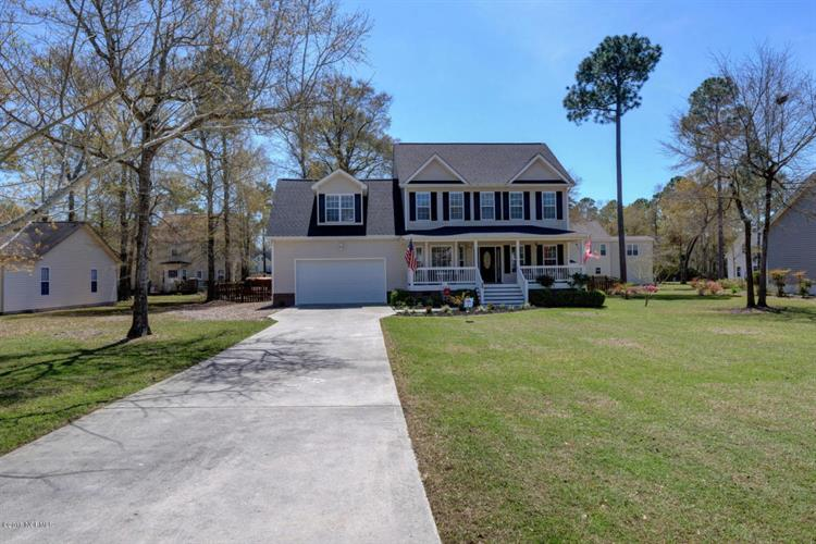 116 Bayshore Drive, Sneads Ferry, NC 28460