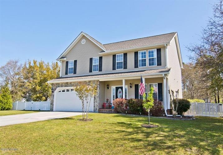 160 Bobwhite Circle, Cape Carteret, NC 28584