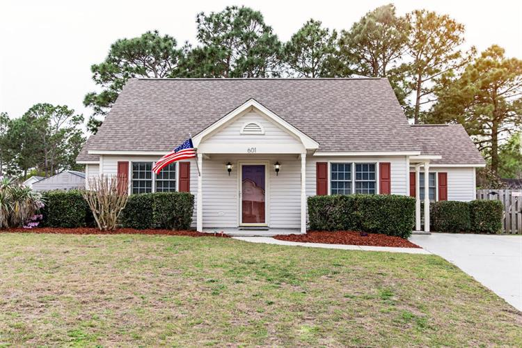 601 Cherry Laurel Court, Wilmington, NC 28405