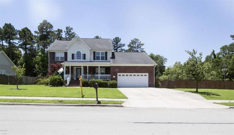 301 Stagecoach Drive, Jacksonville, NC 28546