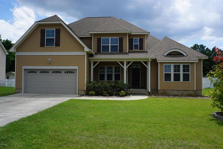311 Echo Ridge Road, Swansboro, NC 28584