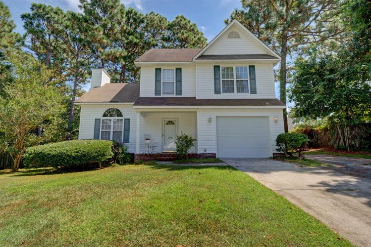 1510 Stockbridge Place, Wilmington, NC 28412
