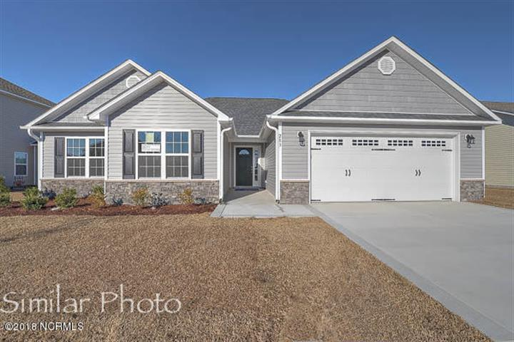 321 Old Snap Dragon Court, Jacksonville, NC 28546 - Image 1