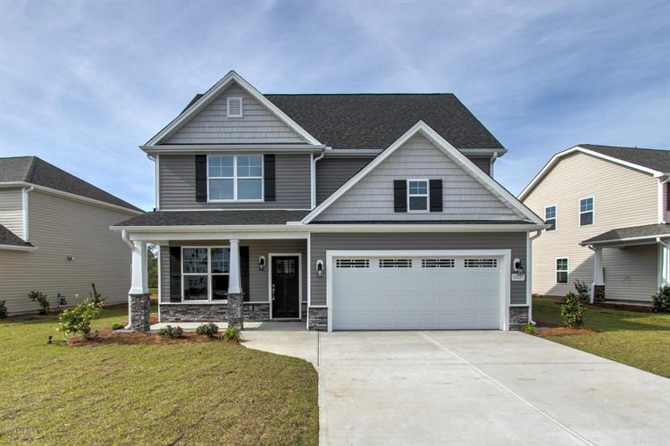 5037 W Chandler Heights Drive, Leland, NC 28451 - Image 1