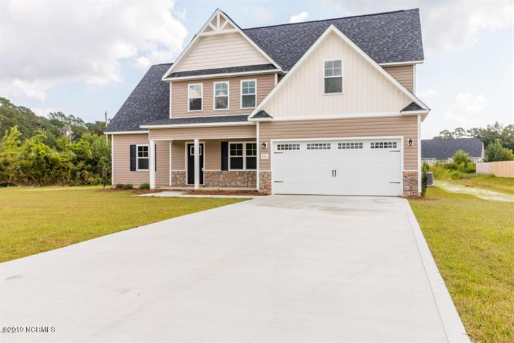 404 Union Chapel Church Road, Richlands, NC 28574 - Image 1