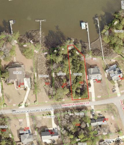 361 Chadwick Shores Drive, Sneads Ferry, NC 28460 - Image 1