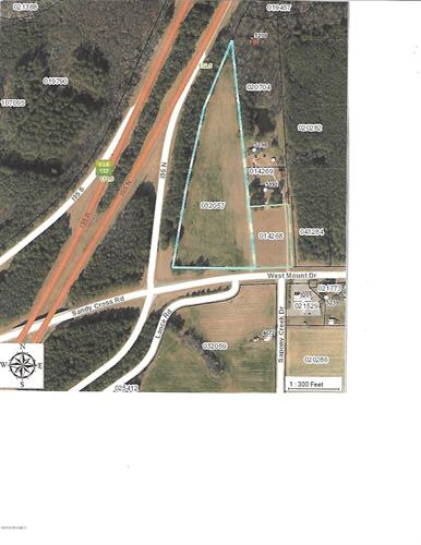 10.87 Ac West Mount Drive, Rocky Mount, NC 27803 - Image 1
