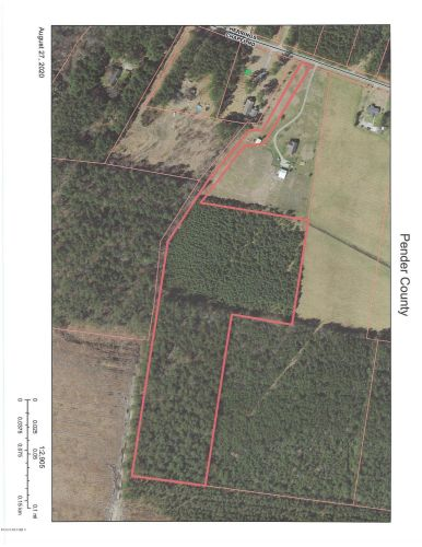 Tract 2 Herrings Chapel Road, Burgaw, NC 28425 - Image 1