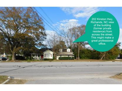 202 Kinston Highway Richlands, NC MLS# 100041598