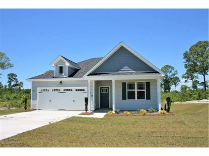 222 Shell Rock Landing Road Hubert, NC MLS# 100097380