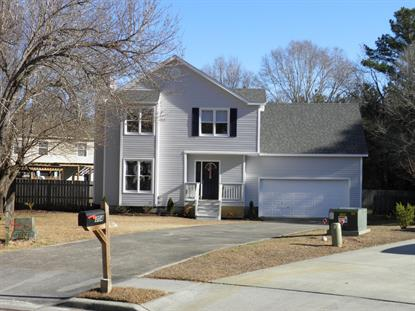 304 Coachman Lane Havelock, NC MLS# 100097437