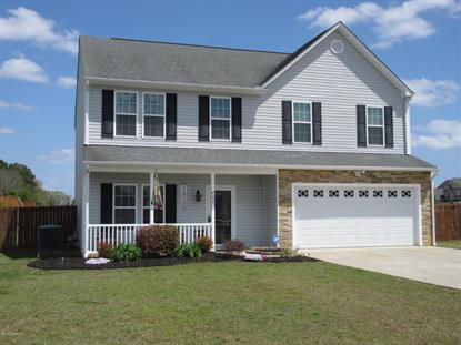 402 Esquire Drive Richlands, NC MLS# 100110781