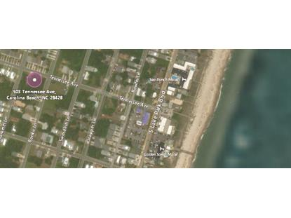 503 Tennessee Avenue, Carolina Beach, NC